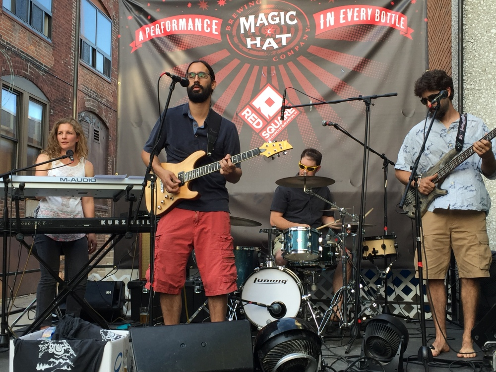 Gneiss at Red Square June 18, 2016