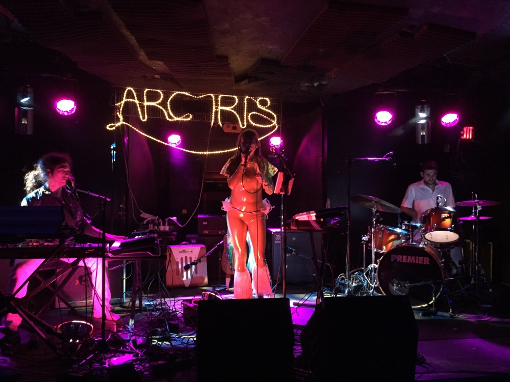 Arc Iris at Club Metronome Spetember 4, 2016 pic by Tim Lewis